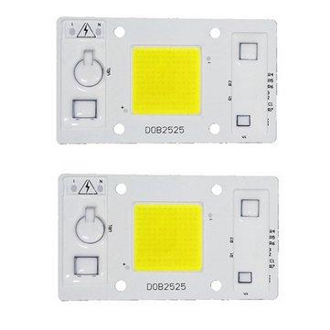 AC220V 20W LED COB Chip Light Warm / Blanco / Azul / Amarillo / Rojo / Verde para DIY Spot Flood Light