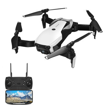 Eachine E511 WIFI FPV With 1080P Camera 17mins Flight Time High Hold Mode Foldable RC Quadcopter RTF