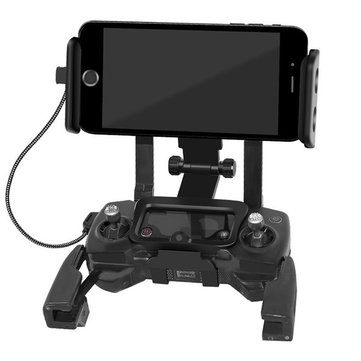 Transmitter Monitor Fixed Frame Remote Control Bracket Mount For DJI Mavic Pro Spark RC Quadcopter