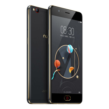 Nubia M2 Lite Global Version 5,5 calowy 3GB RAM 64GB ROM MTK6750 Octa Core 1,5 GHz 4G Smartphone