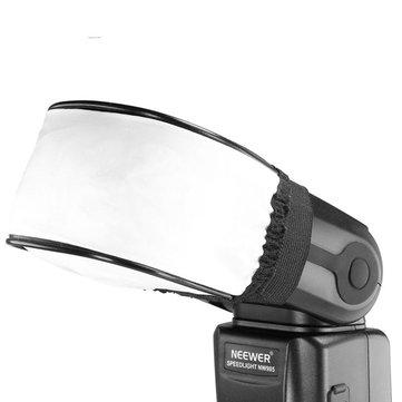 فلاش ترتد الناشر كاميرا لينة مربع غطاء ل Canon سوني ميتز Nikon سيغما أوليمبوس سونباك فيفيتار