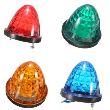 24v 14 bus de caravane en caravane de fourgon de camion de camion d'indicateur de lampe de lumière de marqueur de côté LED
