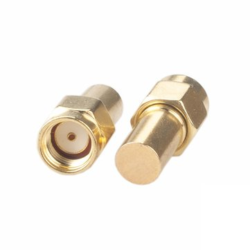RP-SMA Terminal Termination Load Adapter Connector For RF Antenna