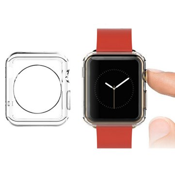 TPU Protective Caso Tampa para Apple Watch Series 1 38mm