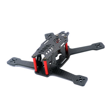 F2 Micro 160mm Carbon Fiber FPV Racing Frame Kit Support 4 Inch Propeller For RC Drone