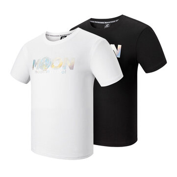 ULEEMARK Mens Quick Dry Breathable Short Sleeved Fitness Sport T-shirts From Xiaomi Youpin
