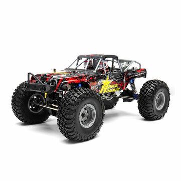 HSP RGT 18000 1/10 2.4G 4WD 470mm Rc Autorots Hammer Rupsband voor off-road truck RTR-speelgoed