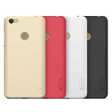 NILLKIN Frosted Shield PC Hard Cover Case voor Xiaomi Redmi Note 5A Prime / Redmi Y1