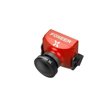 Foxeer Cat 2MP 0.0001lux Low Latency Super Starlight Professional Night Flight FPV Camera White/Black/Red for RC Drone
