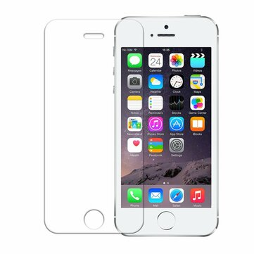 Bakeey 0.26mm 9H Scratch Resistant Tempered Glass Screen Protector For iPhone 5/5s/SE