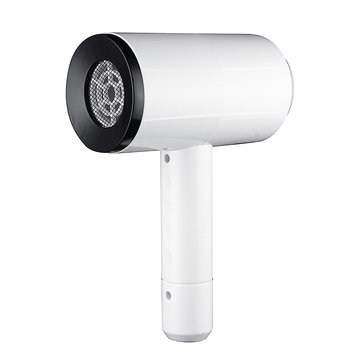 2000W Cold Hot Air Hair Dryer Moisture Anions 5 Speeds Settings Overheat Protection Quick Drying Hair