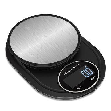 Minleaf ML-КС1 Многофункциональная мини-кухня Шкала 5 кг / 0,1 г Kichen Baking Шкала Портативная электронная Шкала измерительная Инструмент