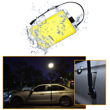 IPRee® 6900LM 1000W LED COB Mobile Car Light 3 Modes IP67 Waterproof Camping Night Work Lantern With Sucker Remote Control