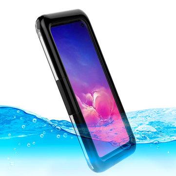 حقيبة Bakeey IP68 ضد للماء لـ Samsung Galaxy S10 6.1 بوصة Dirtproof Snowproof
