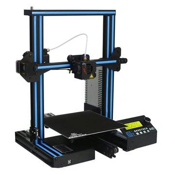 Geeetech® A10 Aluminio Prusa I3 Impresora 3D 220 * 220 * 260 mm Tamaño de impresión con código abierto GT2560 Soporte de placa de control Control remoto / Impresión sin conexión Boquilla de 1.75 mm 0.4 mm