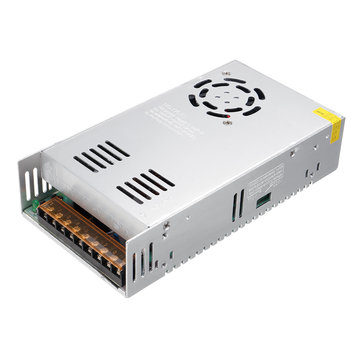 500W Switching Power Supply AC 110V-240V Regulated To DC 48V 10.4A LED Power Supply Driver Adapter Security Monitoring Power Supply