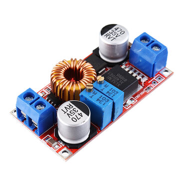 DC-DC 5-32V to 0.8-30V Power Supply Step Down Module Adjustable Buck Regulator 5A Constant LED Driver Battery Charging Voltage Board