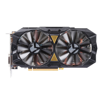 MAXSUN Radeon RX580 2048SP 8GB GDDR5 256Bit 7000MHz 1168MHz-1284MHz Gaming Video Graphics Card