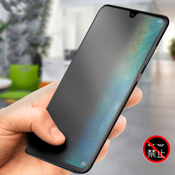 Bakeey Anti-Peeping Privacy Tempered Glass شاشة Protector for Xiaomi Redmi ملحوظة 7/Redmi ملحوظة 7 PRO