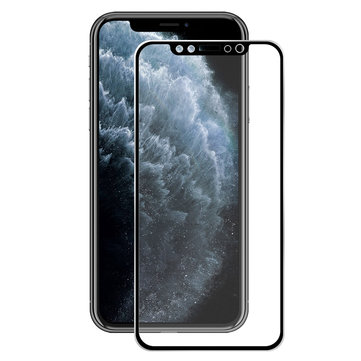 Enkay 0.2mm 3D Titanium Curved Edge Tempered Glass Screen Protector For iPhone 11 Pro/for iPhone XS/for iPhone X