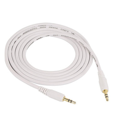 CHOSEAL 3.5mm Male to Male AUX Audio Cable For Phone Speaker