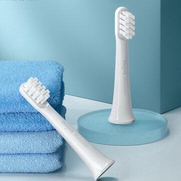 3pcs Original Xiaomi Mijia T100 Mijia T100の歯ブラシ交換用歯ブラシヘッドスマート電動歯ブラシディープクリーニング歯ブラシヘッド