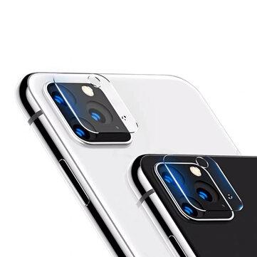 Bakeey 2PCS Защита от царапин HD Clear Soft Закаленное стекло Телефон камера Объектив Защитная пленка для iPhone 11 Pro 5,8 дюйма