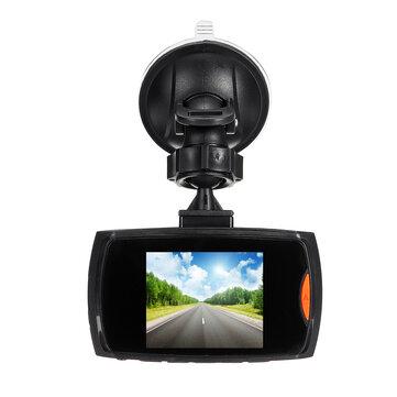 2,7 Zoll LCD Auto DVR Kamera voll HD 1080P 170 Grad Dashcam Video Registrare für Autos Nachtsicht Eingebautes Mikrofon