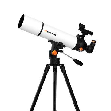 CELESTRON SCTW-70 Teleskop astronomiczny Xiaomi Youpin Niebiańskie lustro 90 ° Clear Image High Magnification Monocular