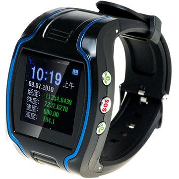 olhe o relógio de pulso gps GSM gprs perseguidor tk109 para a criança de crianças idosa