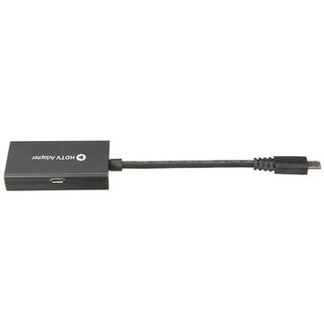 Micro USB MHL to High Definition Multimedia Interface Adapter Cable for HDTV